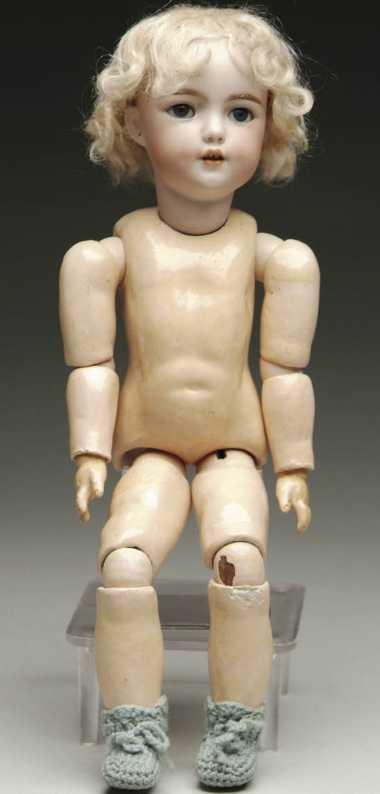Simon & Halbig 1279 3 1/2 Puppe