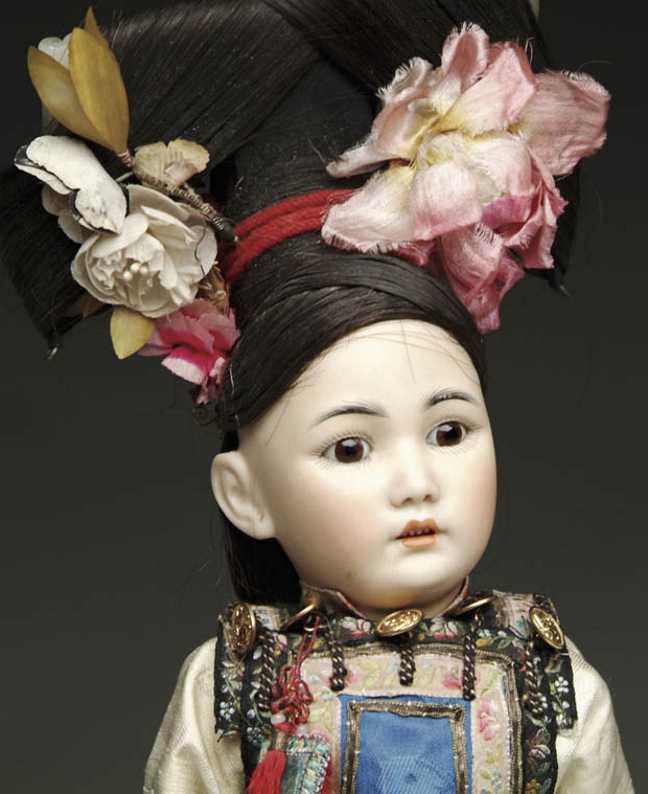 simon & halbig 1329-4  asiatische puppe