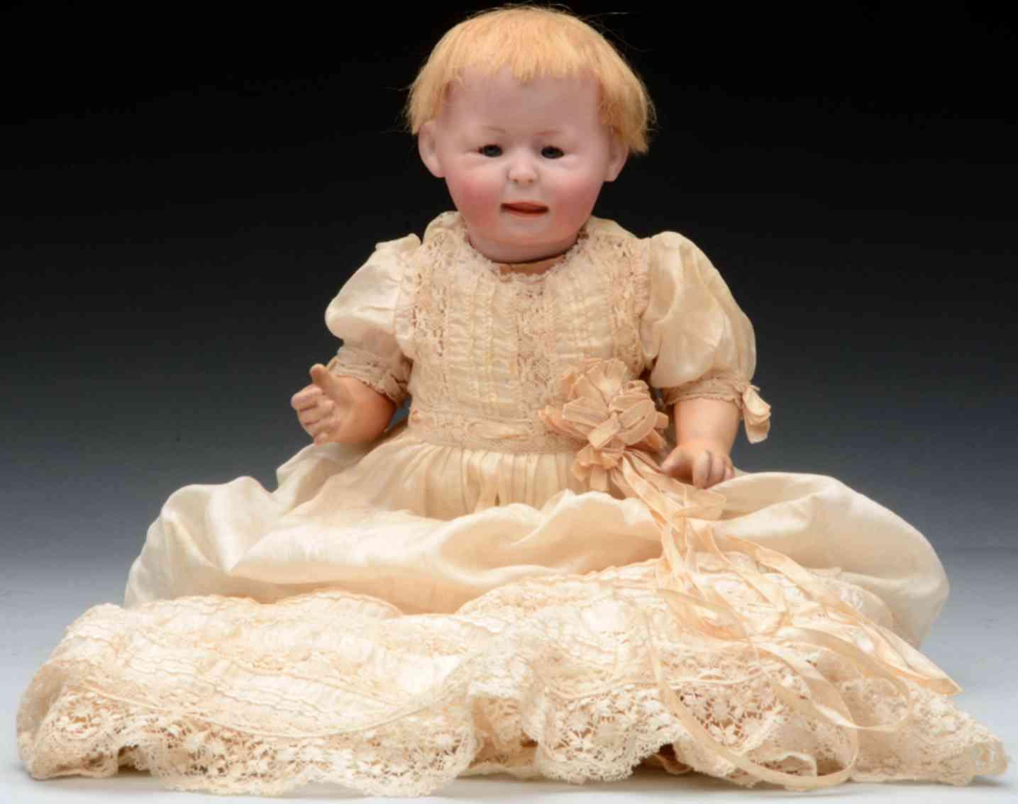 simon & halbig 1428 46 perfect german bisque socket head character baby doll