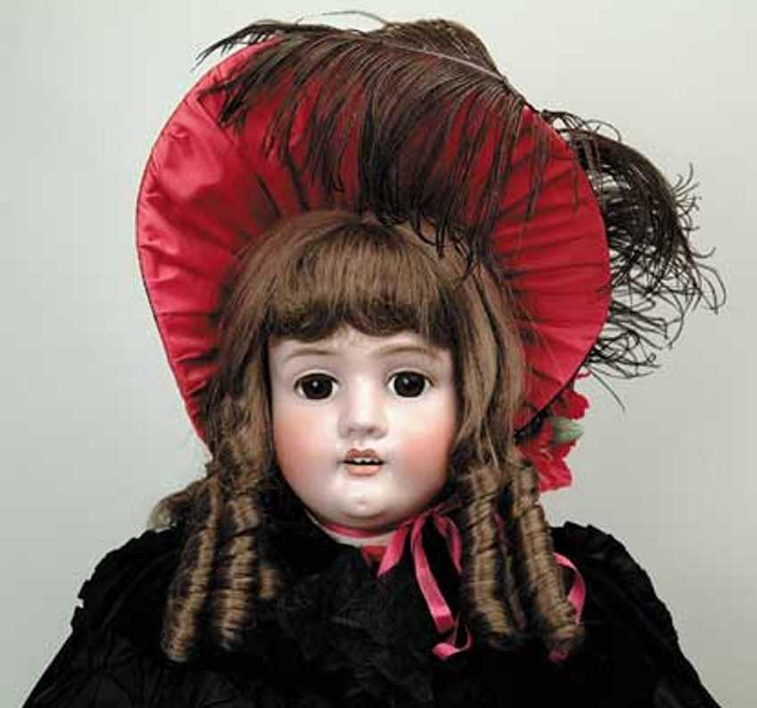 Simon & Halbig 1906 18 Puppe