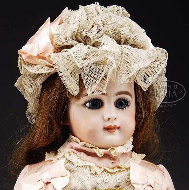 Simon & Halbig 749 6 Doll