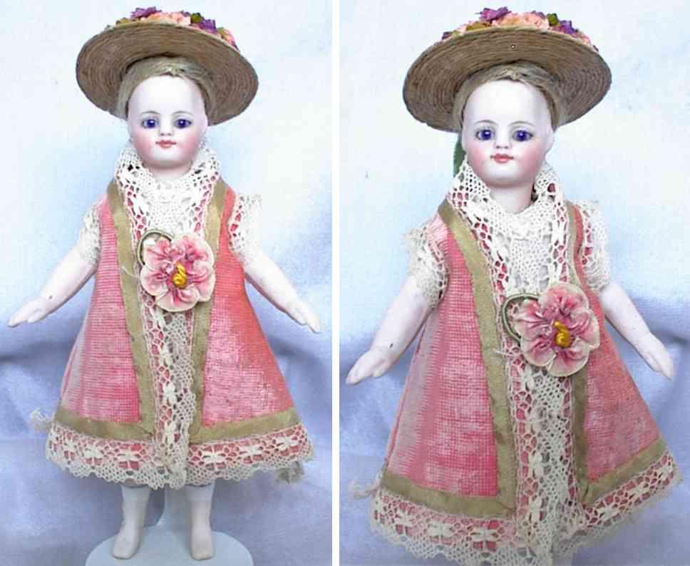 simon & halbig 8 all-bisque mignonette pink boots
