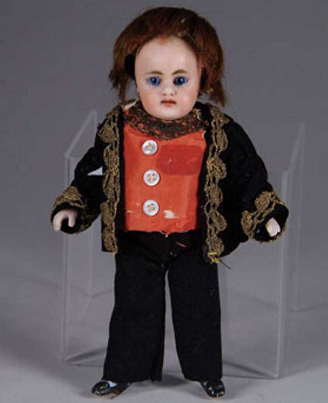 simon & halbig 886 all bisque boy doll