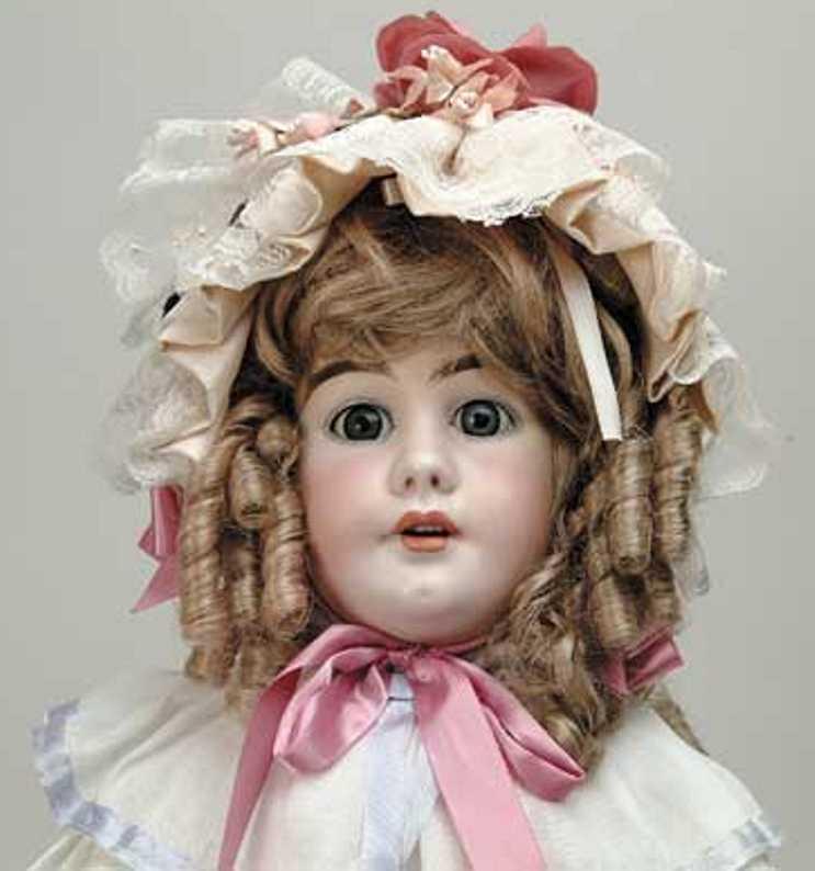 Simon & Halbig 949 Doll