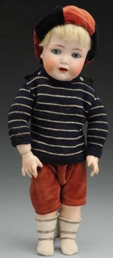 simon & halbig P 122 P 32 bisque socket head doll