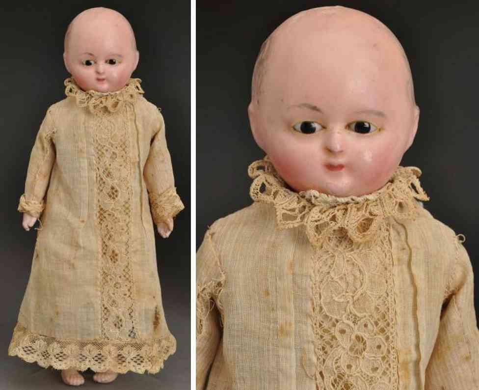 sonneberg taufling Darling baby doll
