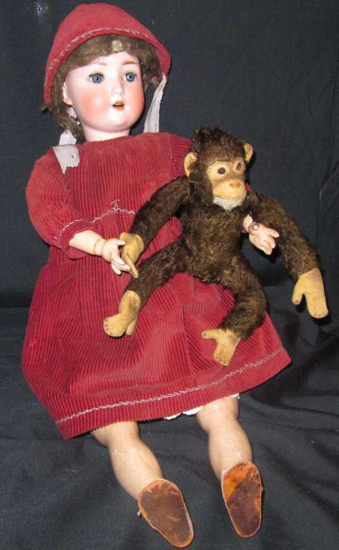 Steiner August 7 Doll