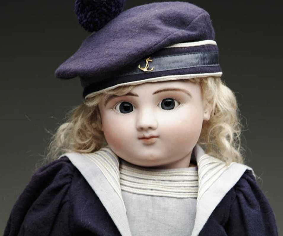 Steiner Jules Nicholas 5 Puppe
