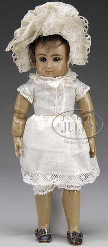 Steiner Jules Nicholas A 1 bisque socket head doll