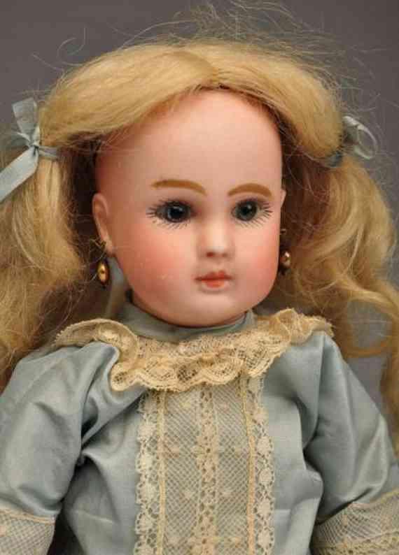 Steiner Jules Nicholas A 5 Bisque socket head doll