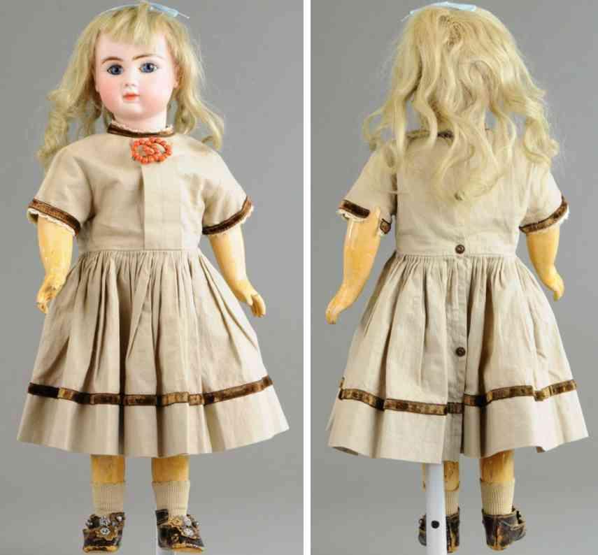 steiner jules nicholas a 9 bebe socket head doll