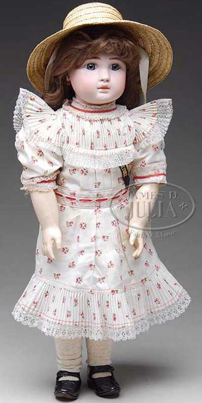 Steiner Jules Nicholas French bebe doll