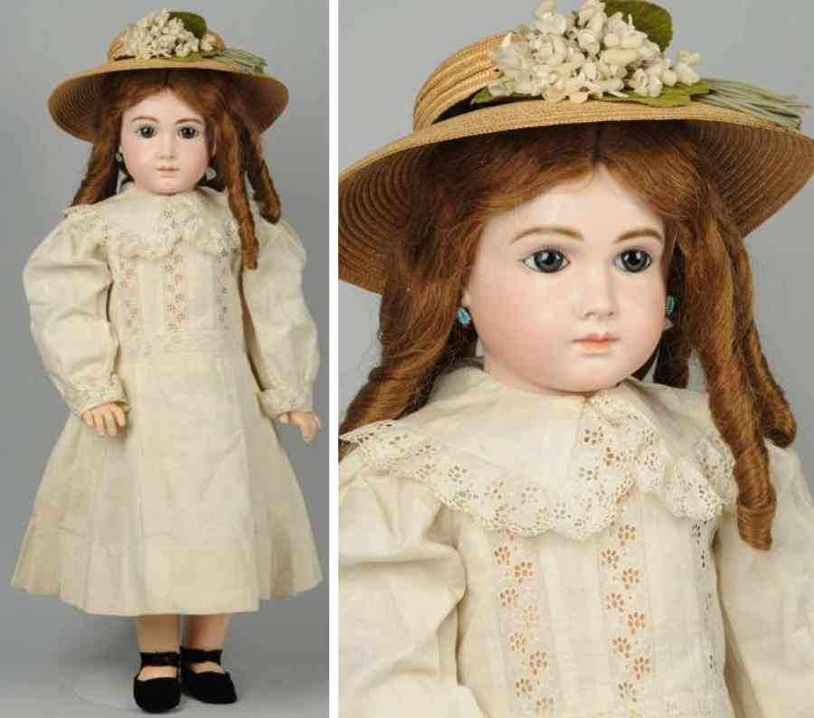 thuillier andre A15T bisque socket head bébé baby doll
