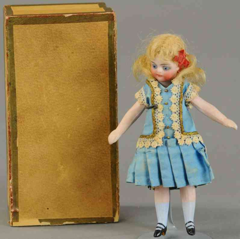 2054 fr 65 all french smile bisque doll
