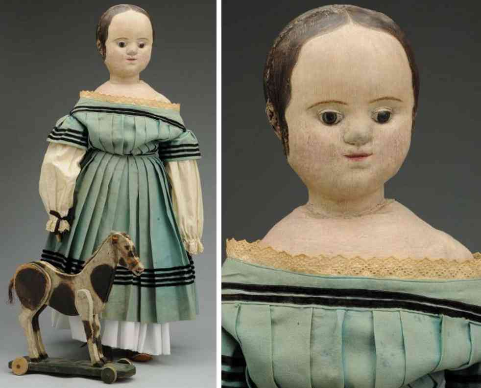 walker izannah cloth doll