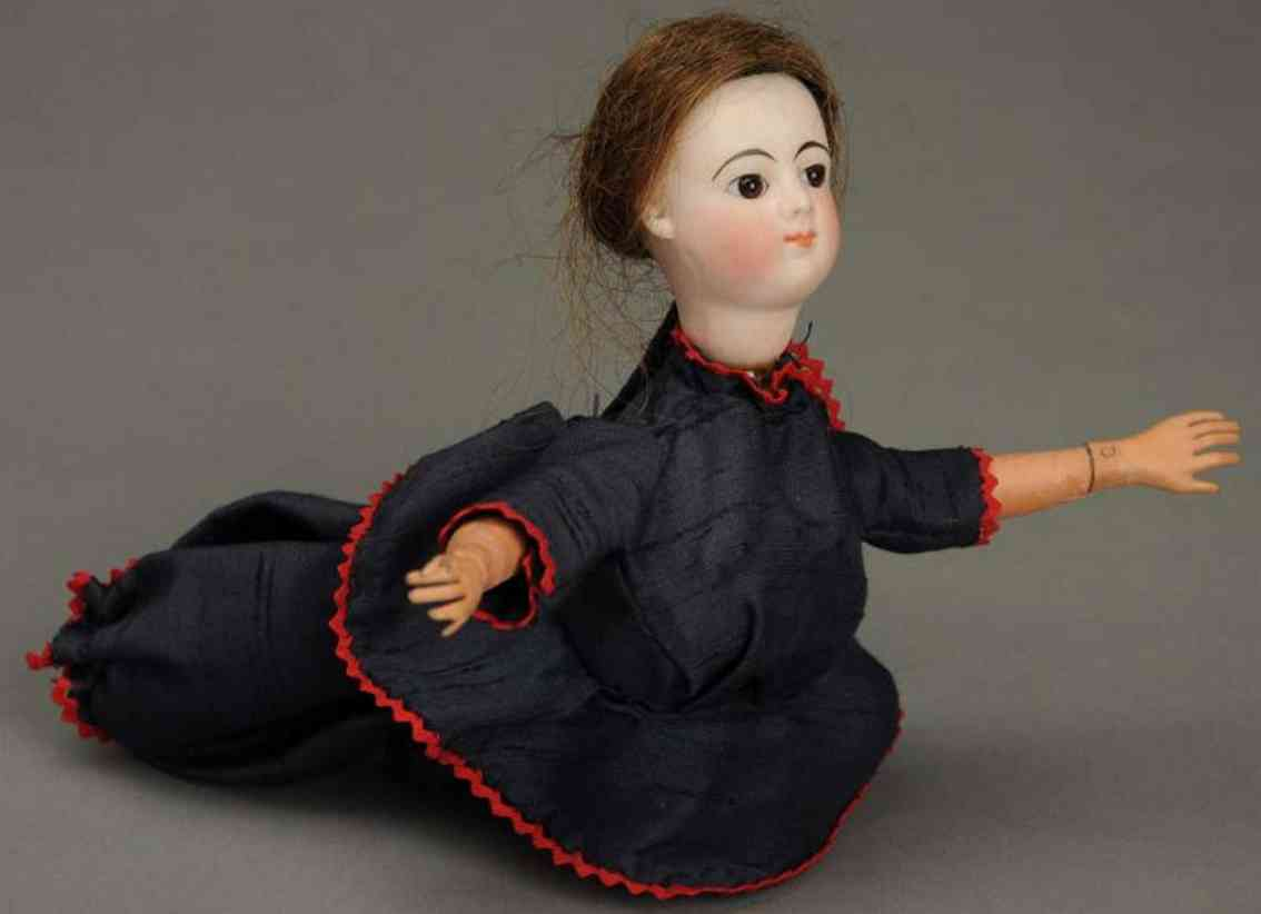 martin elie miss odine french swimming doll