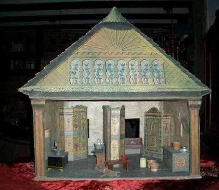 Hoffmann G. Dollhouse