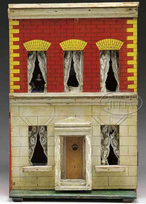 silber & fleming doll house
