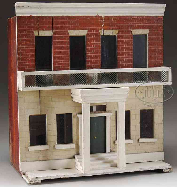 silber & fleming doll house doll hous