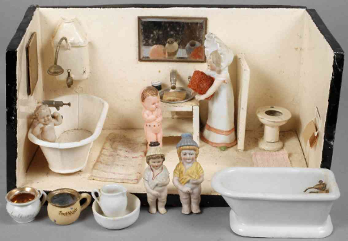 goso dollhouse accessories bathroom with accessorie