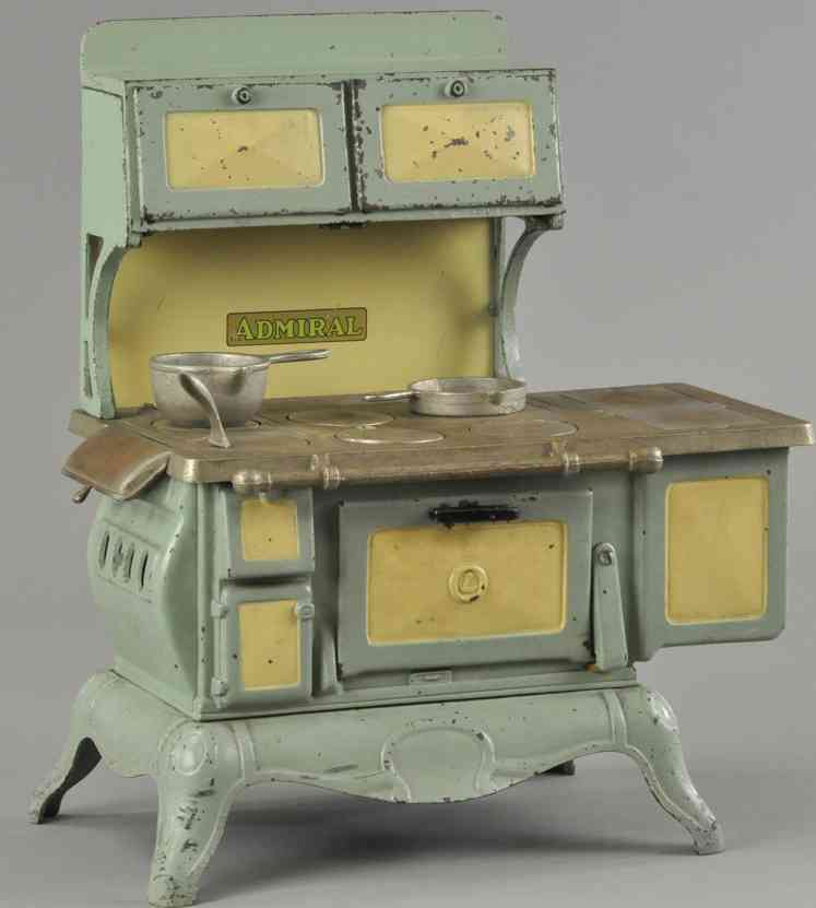 vindex dollhouse accessories admiral stove