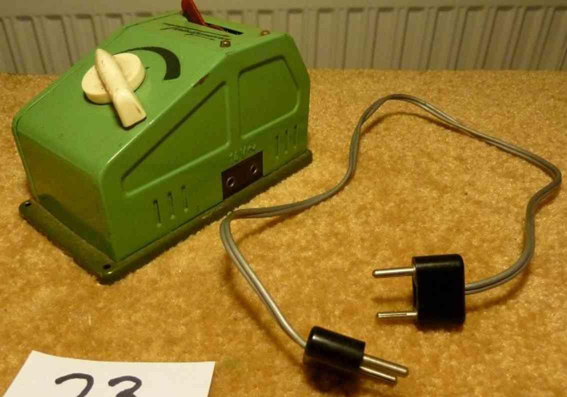 fleischmann 514 spielzeug eisenbahn fahrgeraet 110 volt usa