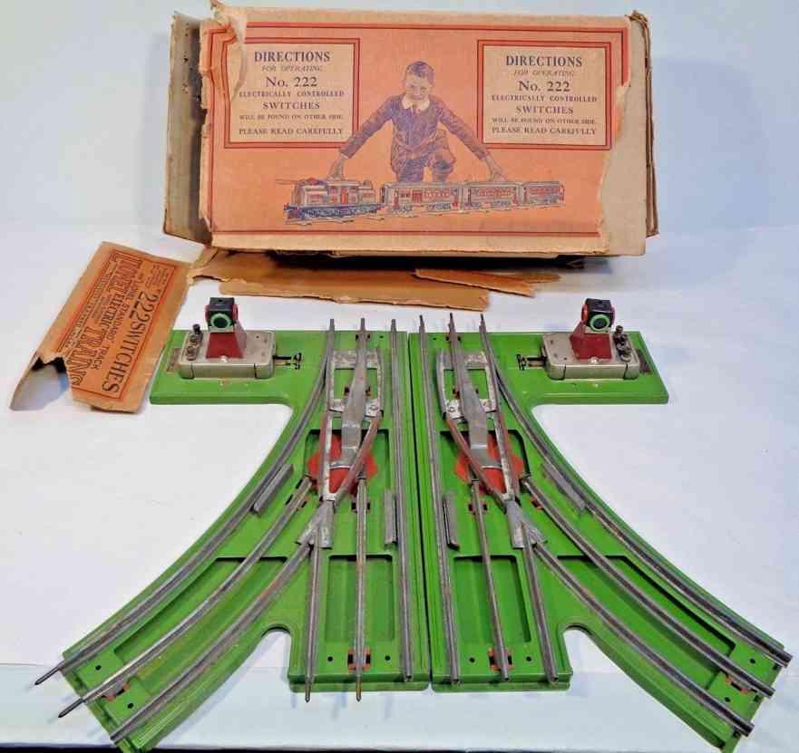 lionel 222 spielzeug eisenbahn ein paar elektrische fernbedienungsschalter