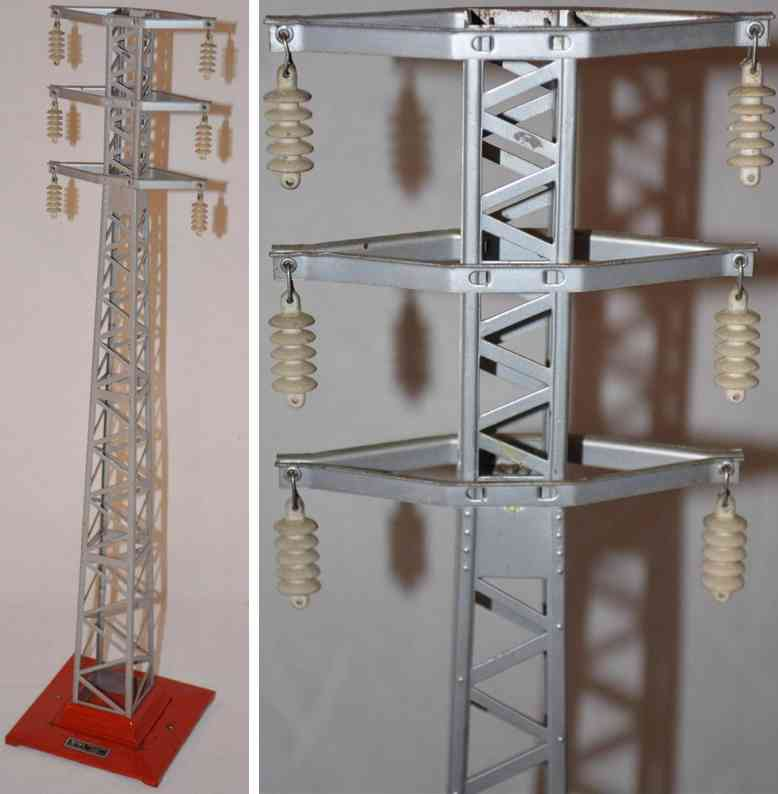 lionel 94 railway toy hight tension tower