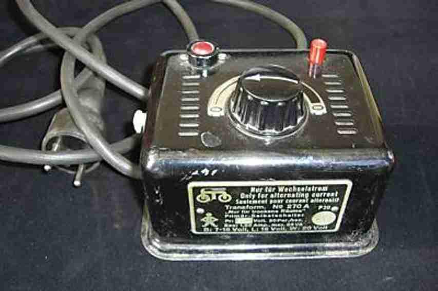 Märklin 13471 Z Transformator
