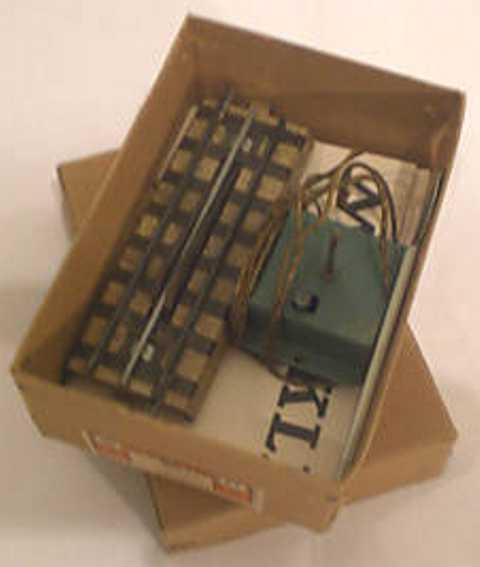 maerklin 13600/ek entkupplungsgleis elektrische schaltung