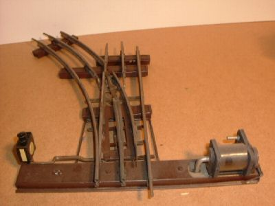 maerklin 13621 EMW spielzeug eisenbahn schiene strom elektromagnetische weiche für elektrischen bahnbetrieb spur