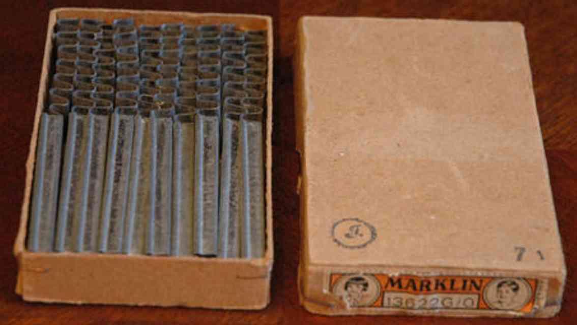 maerklin 13622G/0 spielzeug eisenbahn kabelhalter- garnitur