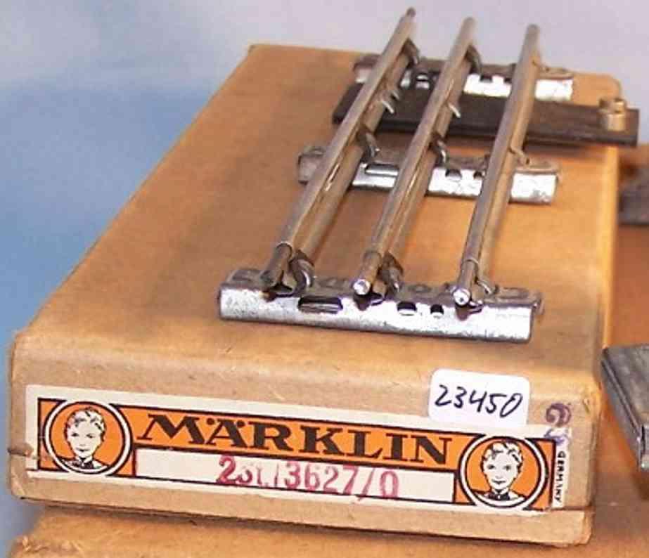 maerklin 13627/0 spielzeug eisenbahn schiene strom steuergleis für elektromagnetisches zubehör