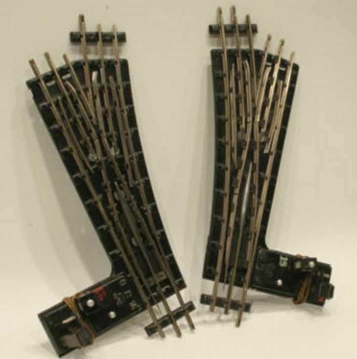 maerklin 13630 emwb spielzeug eisenbahn elektro modellweichen elektrisch beleuchtet