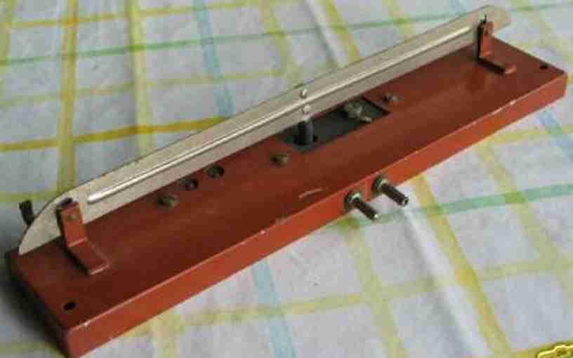 maerklin 13718 spielzeug eisenbahn kontaktschiene kippbuegel