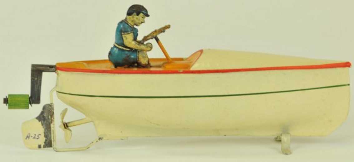 Arnold 1000/0 Schnellboot