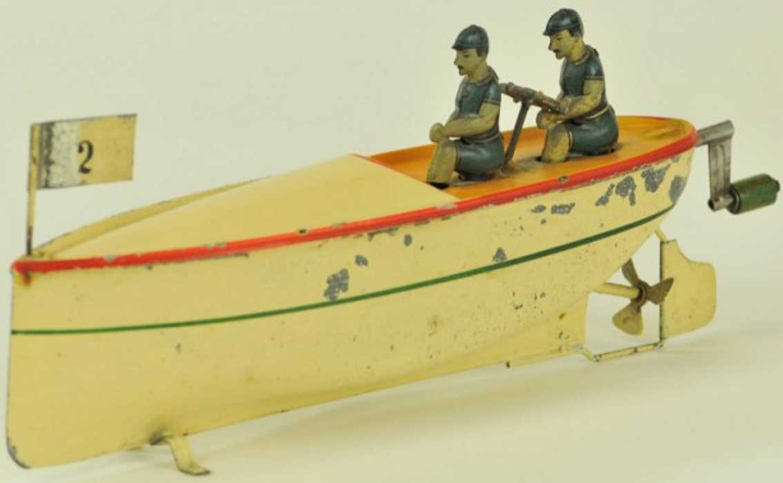 Arnold 1000/2 Rennboot Schnellboot
