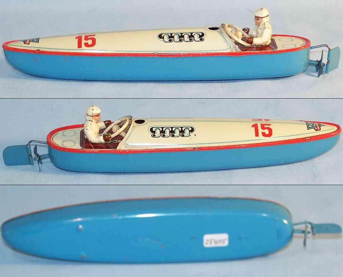 Arnold 15 Rennboot