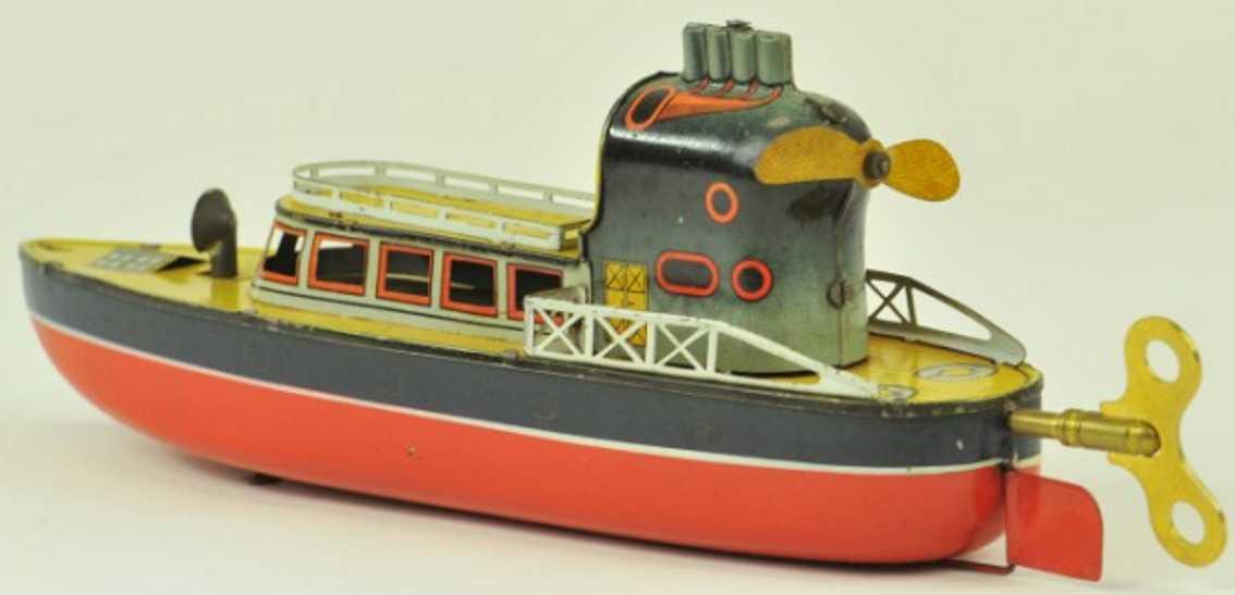 Arnold 1601 Flugboot