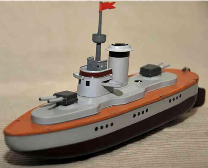 Arnold 1666 Kriegsschiff
