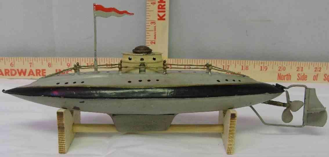 arnold blech spielzeug unterseeboot