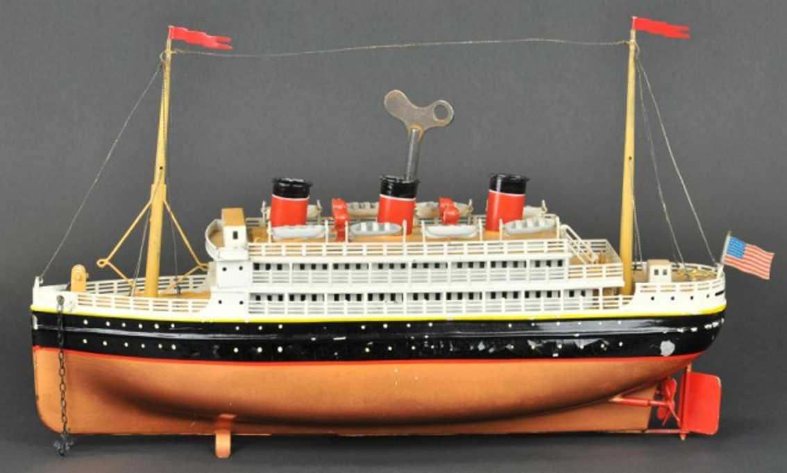 bing 10/341/7 hochseeschiff der serie 4