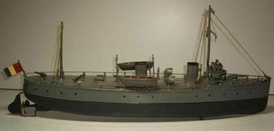 bing 10/353/1 blech spielzeug torpedoboot