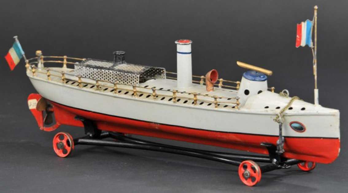 bing 13089/1 blech spielzeug torpedoboot