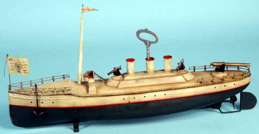 Carette Torpedoboot