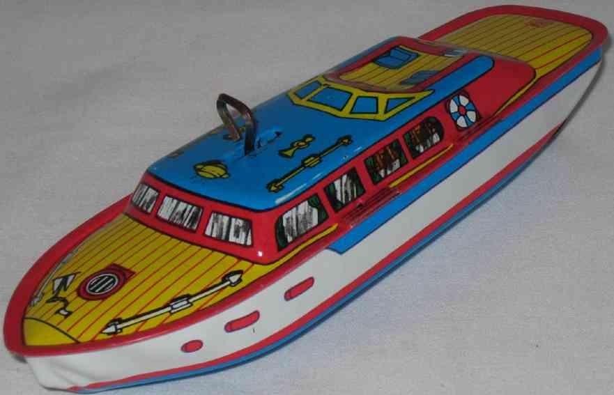 Chein Co. 106 Schiff Boot MARK 1