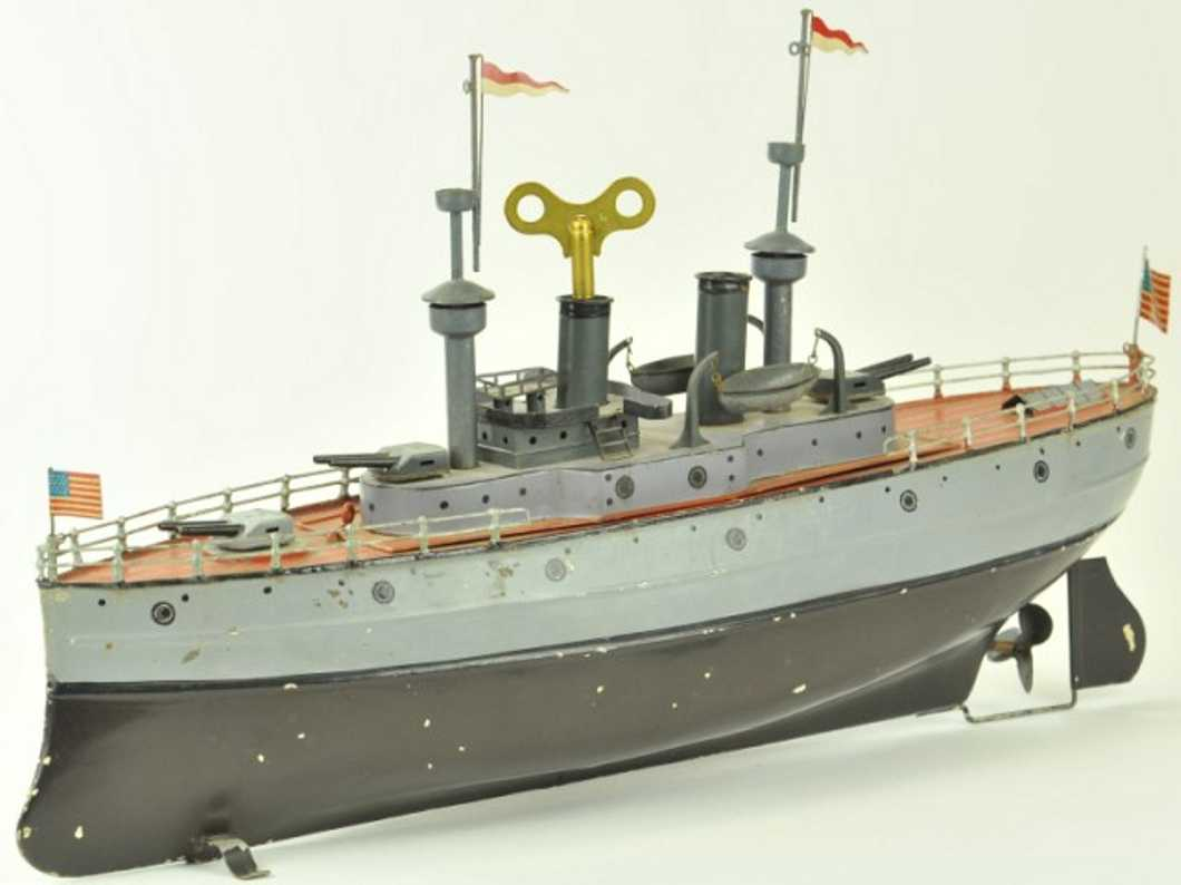 fleischmann 640/45 battleship