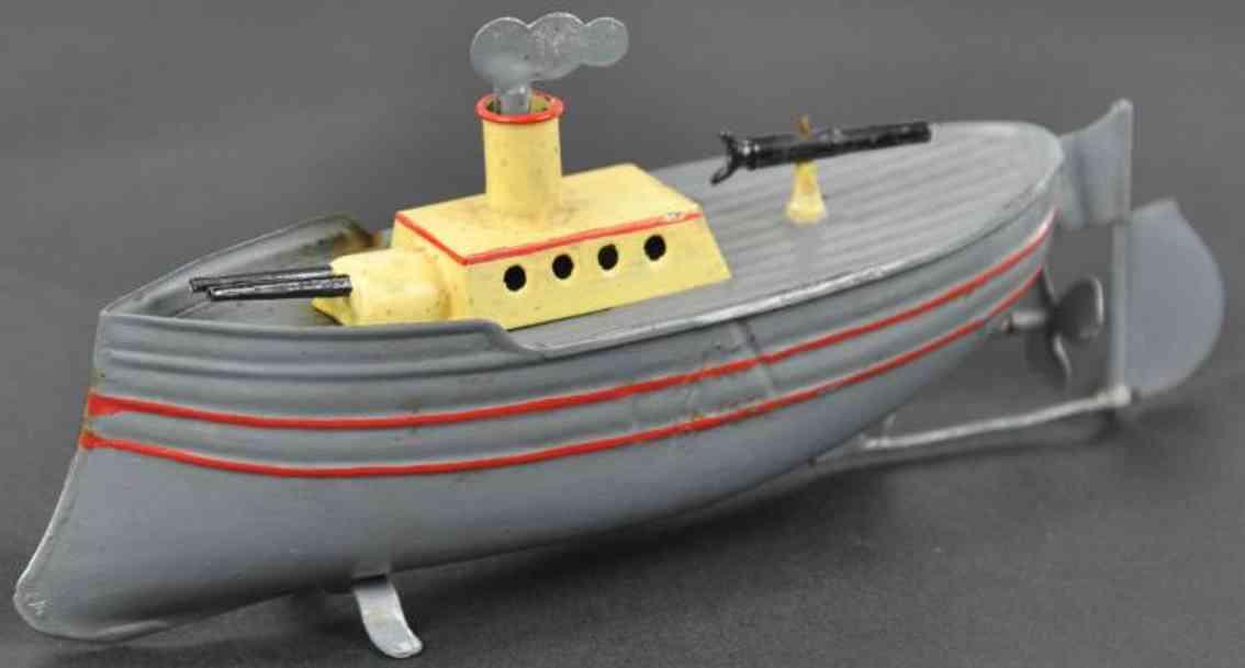 fleischmann blech spielzeug kriegsschiff
