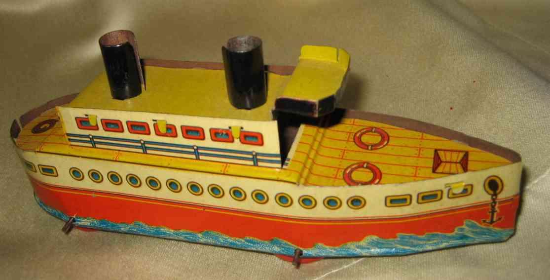 Greppert & Kelch Schiff Boot