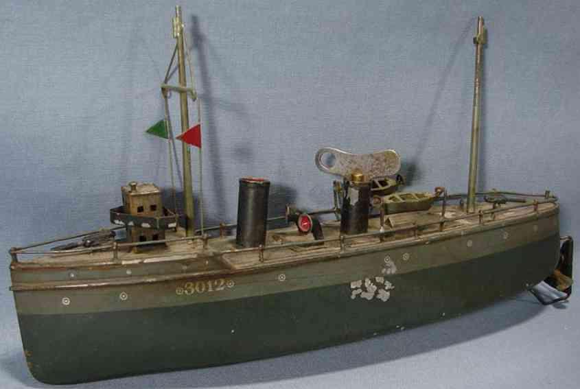 Ives 3012 Schiffe Zerstörer